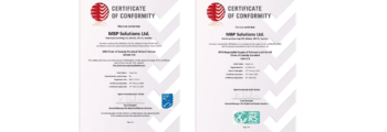 MBP achieved Chain of Custody Certifications, COC for MSC and IFFO – RS